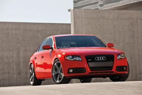 Audi A4 2.0T Quottro