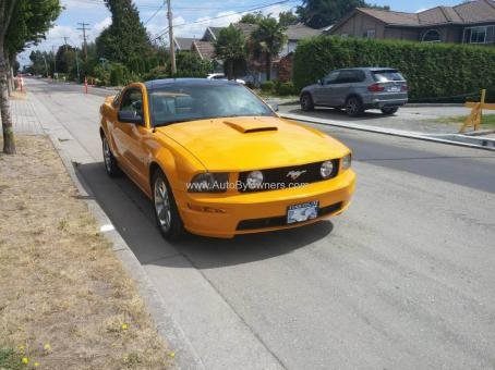 Ford Mustang GT Coupe - 45th Anniversary (Fully Loaded)