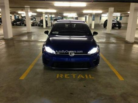 For trade or sale Volkswagen Golf R (Great Condition) in Eddystone