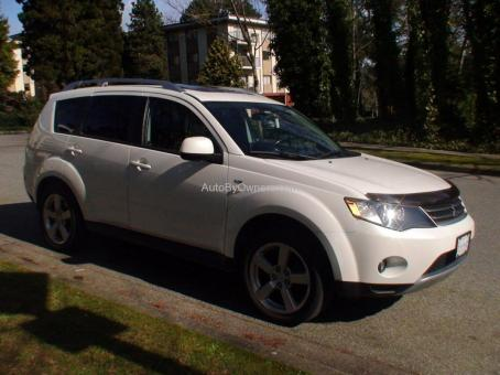 Sale Mitsubishi Outlander XLS (2009) in Burnaby
