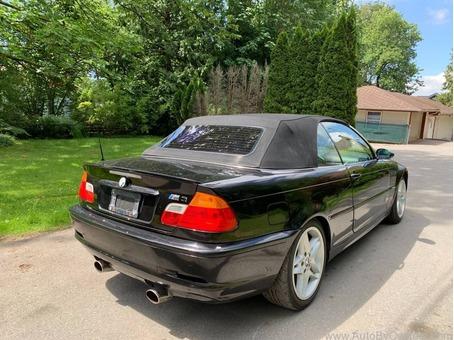 2001 Bmw 325 CI convertible manual RARE!