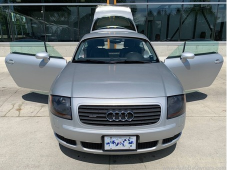 2002 Audi TT Quattro for sale