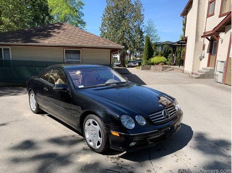 Selling ASAP 2004 Mercedes CL 600