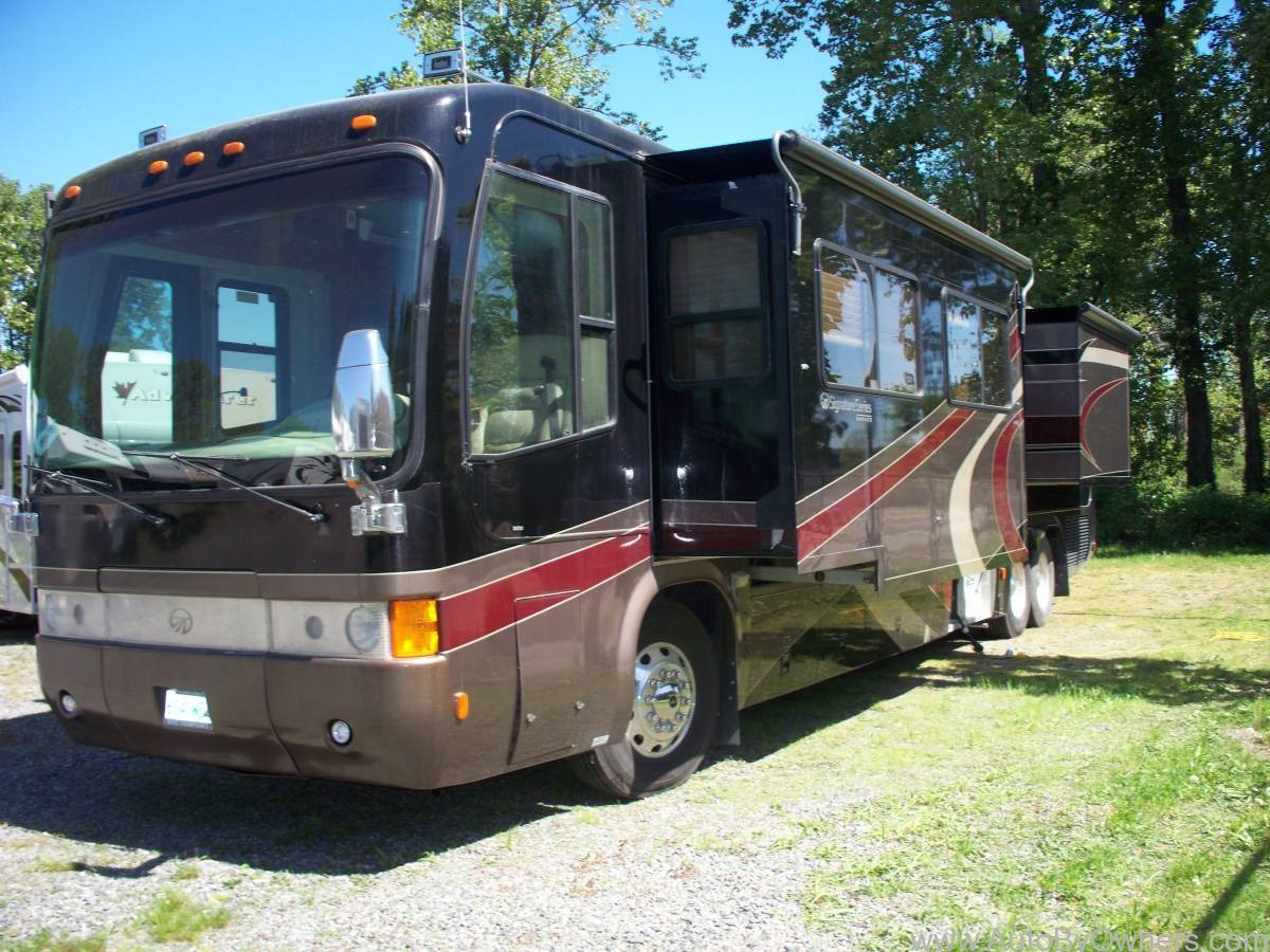 2003 SIGNATURE 42' TRIPLE CROWN by MONACO CLASS A DIESEL PUSHER RV
