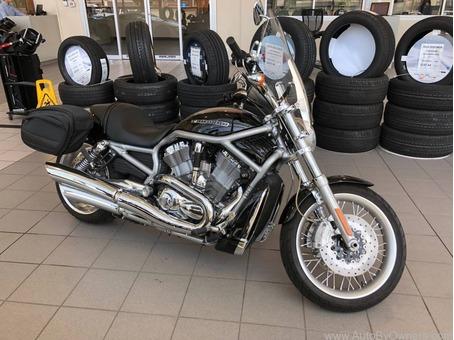 2008 HARLEY DAVIDSON MOTORCYLE V-ROD