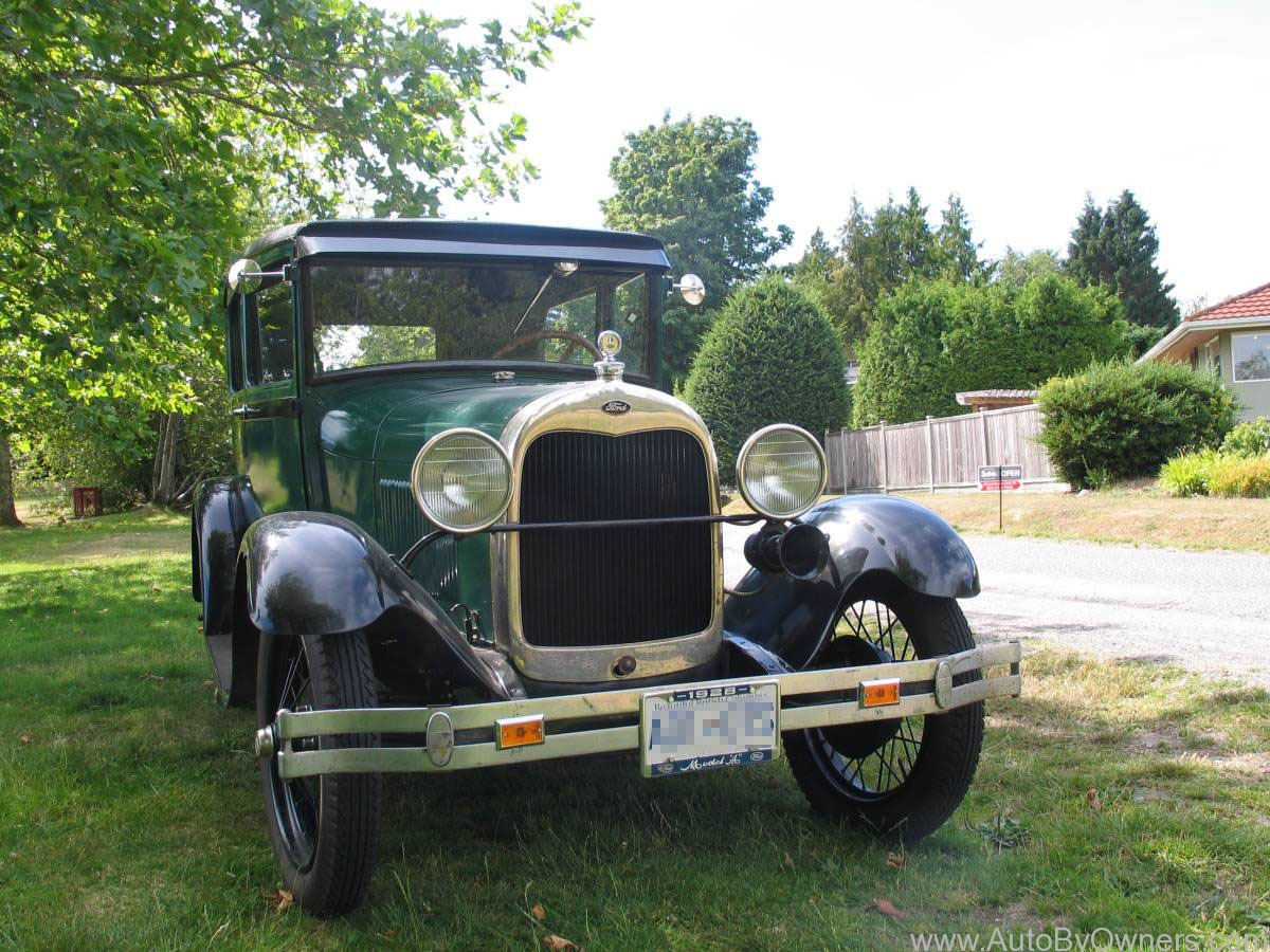 Selling this Classic Vintage 1929 Ford Model A