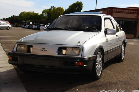 For sale Merkur XR4Ti 1987